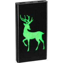 Дополнительная батарея Gelius Pro Led Power (Deer) GP-PB10-10L 10000mAh Black