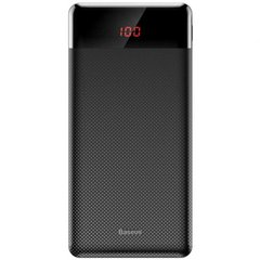 Дополнительная батарея Baseus Mini Cu Digital LCD (10000mAh) Black (PPALL-AKU01)